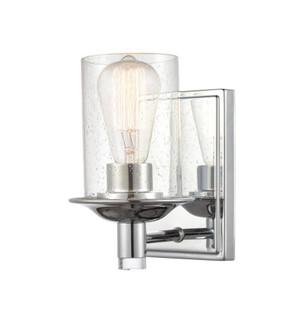 Manhattan Bath Vanity Light (3442 417-1W-PC-G4174-LED)