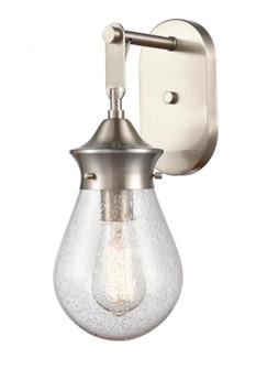 Genesis Bath Vanity Light (3442 414-1W-SN-G4144-6-LED)
