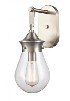 Genesis Bath Vanity Light (3442 414-1W-SN-G4142-6-LED)