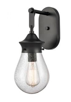 Genesis Bath Vanity Light (3442 414-1W-BK-G4144-6-LED)