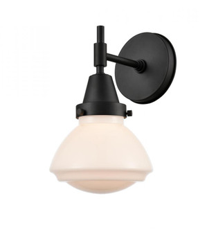 Caden Sconce (3442|447-1W-BK-G321-LED)
