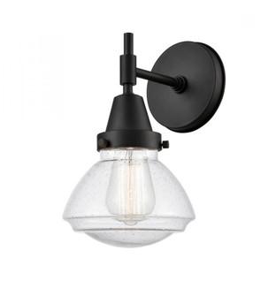 Caden Sconce (3442|447-1W-BK-G324-LED)