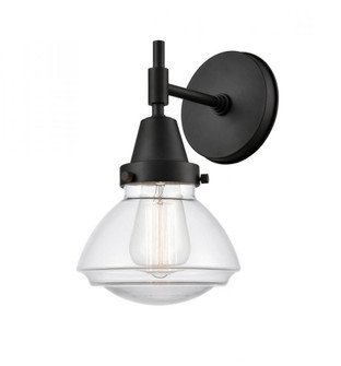 Caden Sconce (3442|447-1W-BK-G322-LED)