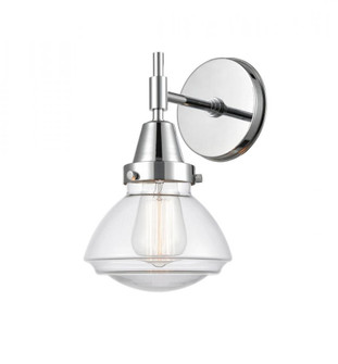 Caden Sconce (3442|447-1W-PC-G322-LED)