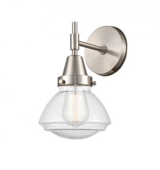 Caden Sconce (3442|447-1W-SN-G324-LED)