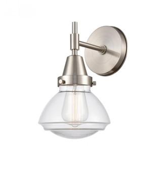 Caden Sconce (3442|447-1W-SN-G322-LED)