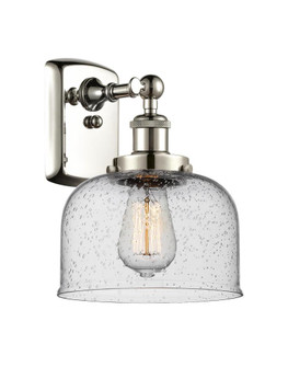 Large Bell 1 Light Sconce (3442|916-1W-PN-G74)