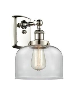 Large Bell 1 Light Sconce (3442|916-1W-PN-G72)