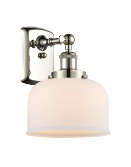 Large Bell 1 Light Sconce (3442|916-1W-PN-G71-LED)