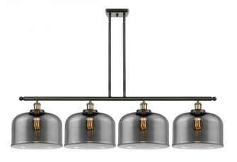 X-Large Bell 4 Light Island Light (3442|916-4I-BAB-G73-L-LED)