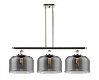 X-Large Bell 3 Light Island Light (3442|916-3I-PN-G73-L-LED)