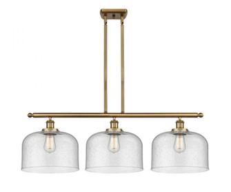 X-Large Bell 3 Light Island Light (3442|916-3I-BB-G74-L-LED)