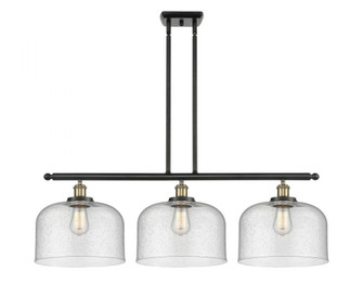 X-Large Bell 3 Light Island Light (3442|916-3I-BAB-G74-L-LED)