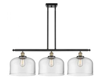 X-Large Bell 3 Light Island Light (3442|916-3I-BAB-G72-L-LED)