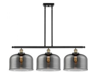 X-Large Bell 3 Light Island Light (3442|916-3I-BAB-G73-L-LED)
