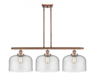 X-Large Bell 3 Light Island Light (3442|916-3I-AC-G74-L-LED)