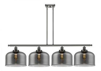 X-Large Bell 4 Light Island Light (3442|916-4I-OB-G73-L-LED)