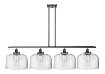 X-Large Bell 4 Light Island Light (3442|916-4I-OB-G72-L-LED)