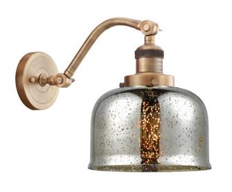 Large Bell 1 Light Sconce (3442|515-1W-BB-G78-LED)