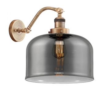 X-Large Bell 1 Light Sconce (3442|515-1W-BB-G73-L-LED)