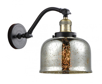 Large Bell 1 Light Sconce (3442|515-1W-BAB-G78-LED)