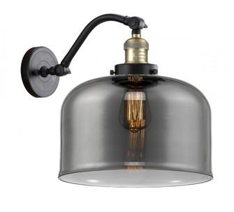 X-Large Bell 1 Light Sconce (3442|515-1W-BAB-G73-L-LED)