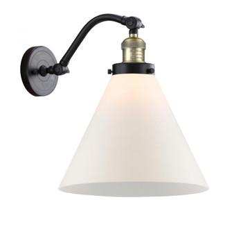 X-Large Cone 1 Light Sconce (3442|515-1W-BAB-G41-L-LED)