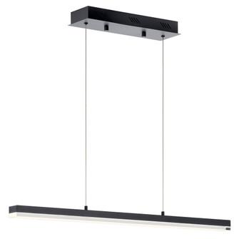 Linear Chandelier LED (10684|83593MBK)