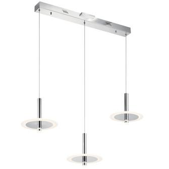 Linear Chandelier 3Lt LED (10684|84139)
