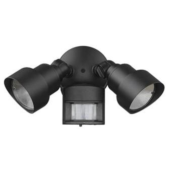 LED Motion Flood Light with Photo Cell (245|LFL2BKM)