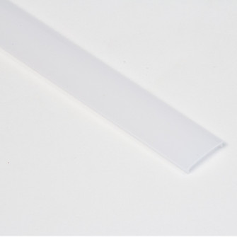 LED Mounting Channel Replacement Lens (674 LED-CHL-W-FR-LENS)