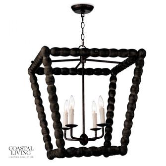 Perennial Lantern (Ebony) (5533 16-1254EB)