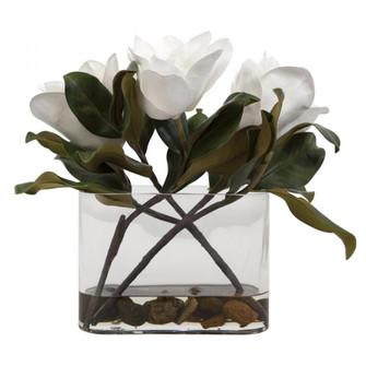 Uttermost Middleton Magnolia Flower Centerpiece (85 60186)