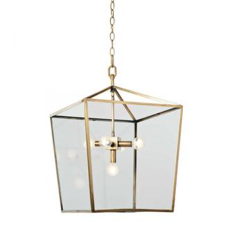 Camden Lantern (Natural Brass) (5533|16-1039NB)