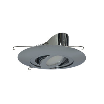 6'' Marquise II Round Surface Adjustable Trim, Flood, 2500lm, 4000K, Chrome (Not Compa (104|NRM2-614L2540FC)