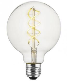4W Dimmable LED E26 G25 2200K 120V CRI>=90 Bulb (19 BL4E26G25CL120V22)