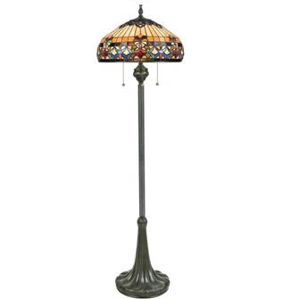 Belle Fleur Floor Lamp (26|TFBF9362VB)