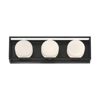 ROVER,3LT LED BATHBAR, BLK (4304|39335-036)