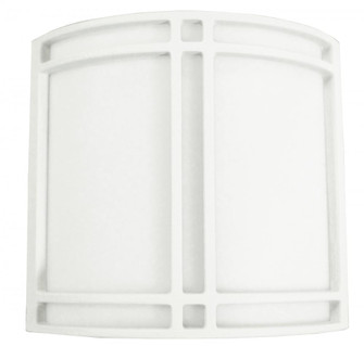 Radio 11'' LED Sconce (1|RDS11101600L41WH)