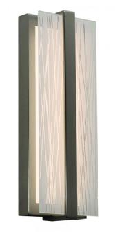 Gallery 14'' LED Sconce (1|GLYS140512L30D1SN)