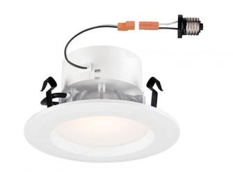 4'' LED Retrofit, White Trim 3500K (21|EVL4730MWH35)