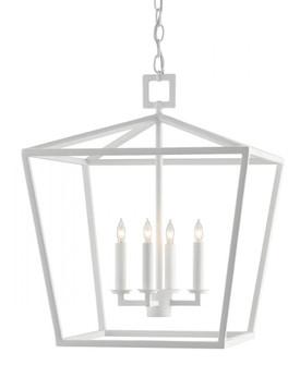 Denison Medium White Lantern (92|9000-0824)