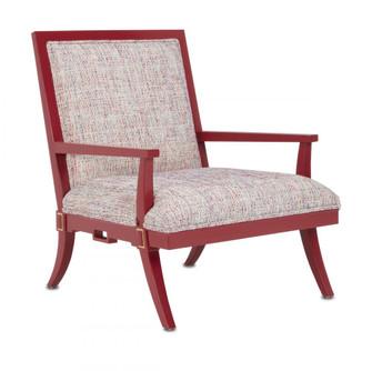 Scarlett Red Confetti Chair (92|7000-0502)