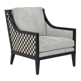 Bramford Black Mineral Chair (92|7000-0463)