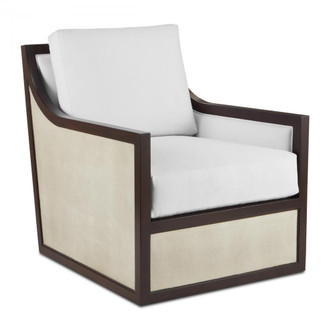 Evie Muslin Swivel Chair (92|7000-0431)