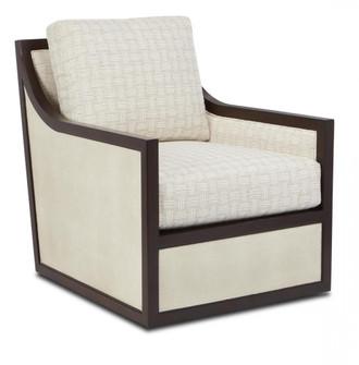 Evie Bone Swivel Chair (92|7000-0432)