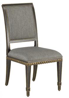 Ines Peppercorn Black Chair (92|7000-0163)