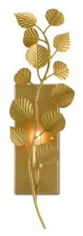 Golden Eucalyptus Wall Sconce (92|5000-0189)