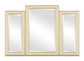Arden Ivory Vanity Mirror (92|1000-0105)