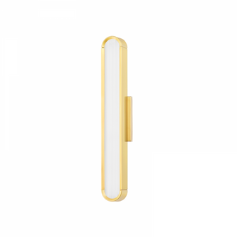 LED SMALL BATH BRACKET (57 2517-AGB)